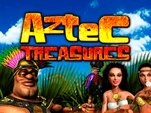 Игровой автомат Aztec Treasures 3D онлайн