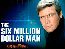 Ойын аппараты The Six Million Dollar Man